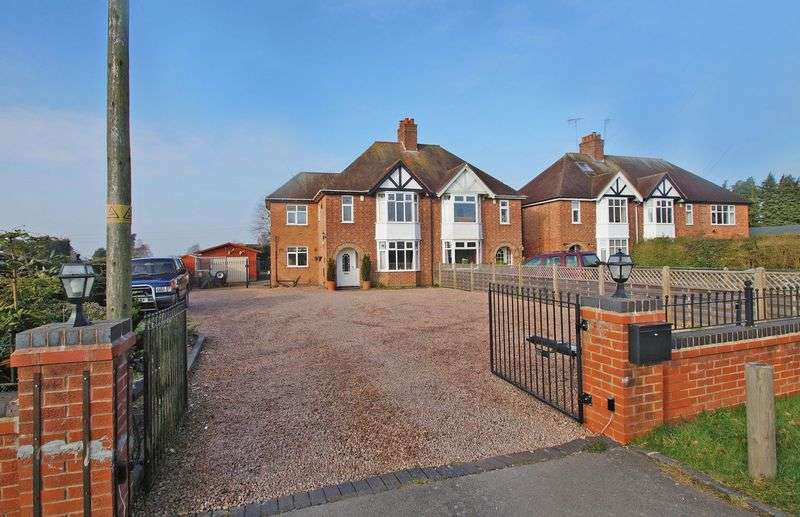 3 Bedrooms Property for sale in The Ridgeway Astwood Bank, Redditch
