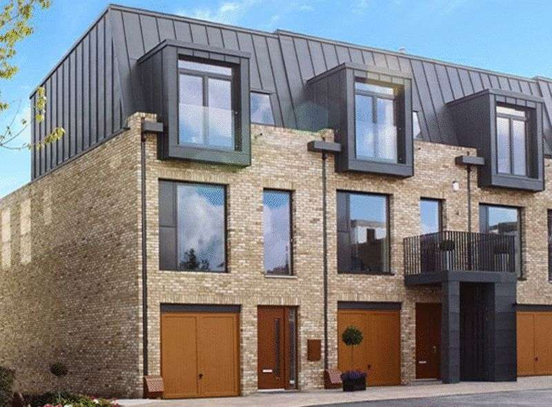 3 Bedrooms Property for sale in The Mount, Maurice Browne Avenue, Mill Hill, London, NW7 1ED