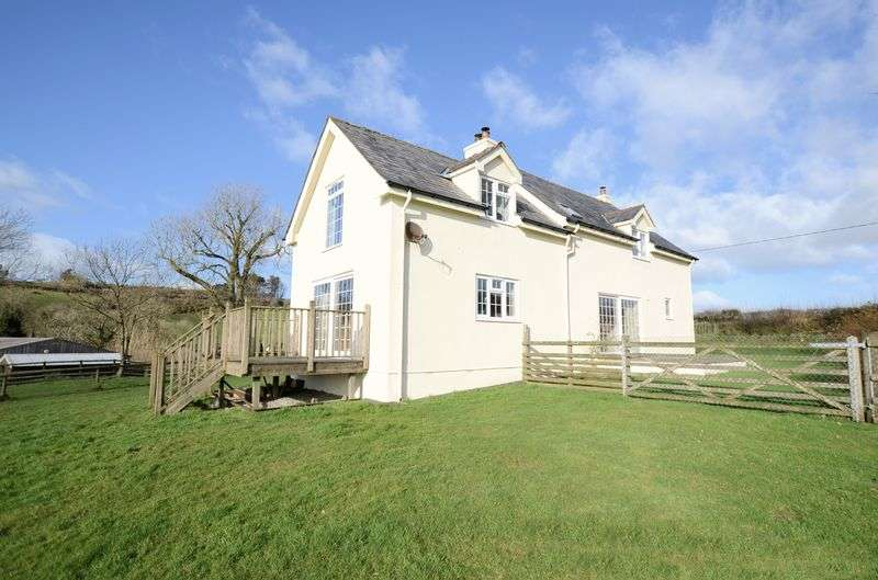 3 Bedrooms Property for sale in Forda Sourton, Okehampton