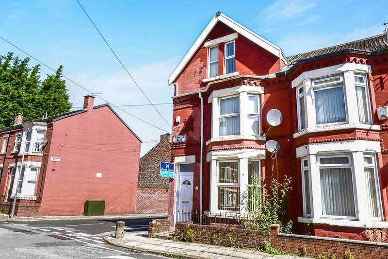 4 Bedrooms Terraced House for sale in Maskell Road, Liverpool, L13