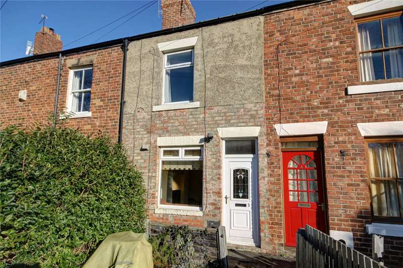 2 Bedrooms Terraced House for sale in Willans Buildings, Gilesgate, Durham, DH1