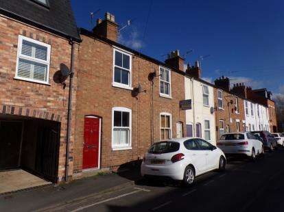 2 Bedrooms Terraced House for sale in Sanctus Road, Stratford-Upon-Avon