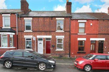 2 Bedrooms Terraced House for sale in Alexandra Road, Doncaster