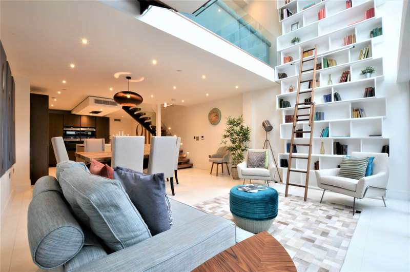 4 Bedrooms Town House for rent in Goldhawk Road, Shepherds Bush, London
