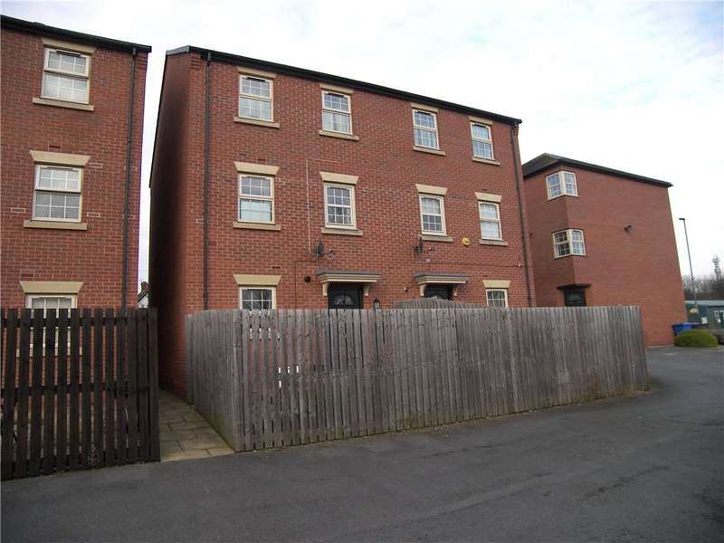 2 Bedrooms Town House for rent in Towpath Court, Spondon, Derby, DE21