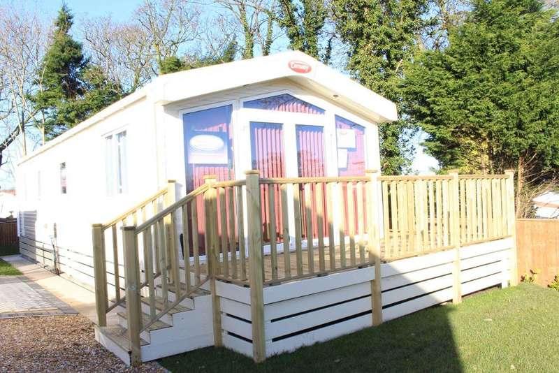 2 Bedrooms Park Home Mobile Home for sale in Pool Brow Caravan Park, Poolfoot Lane, Poulton-Le-Fylde, Lancashire, FY6 8LY