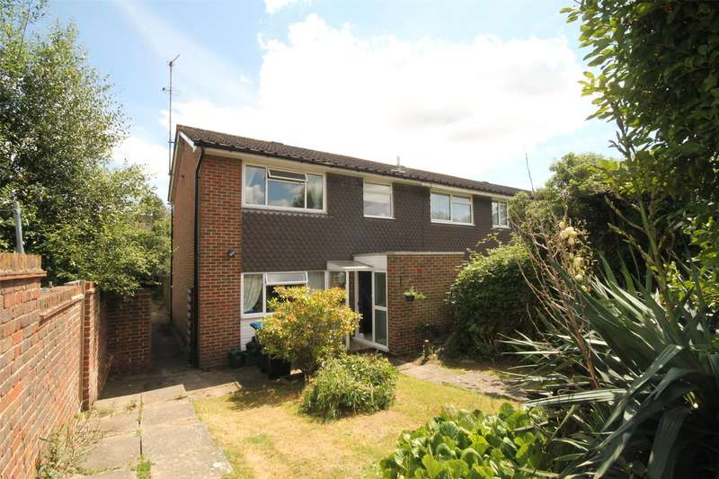 3 Bedrooms End Of Terrace House for sale in Evelyn Gardens, Godstone, Surrey, RH9