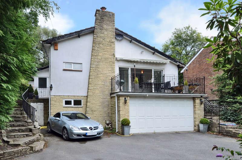 5 Bedrooms Detached House for rent in Lightwater, Surrey