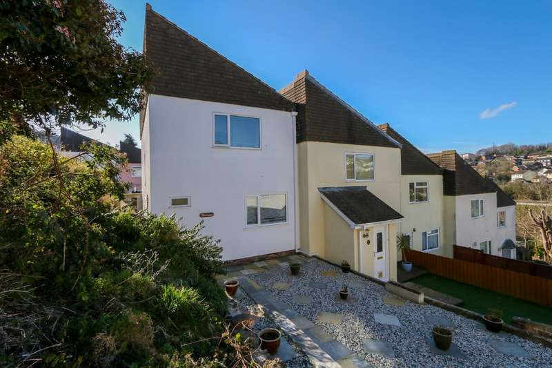 3 Bedrooms End Of Terrace House for sale in Nelson Close, Teignmouth