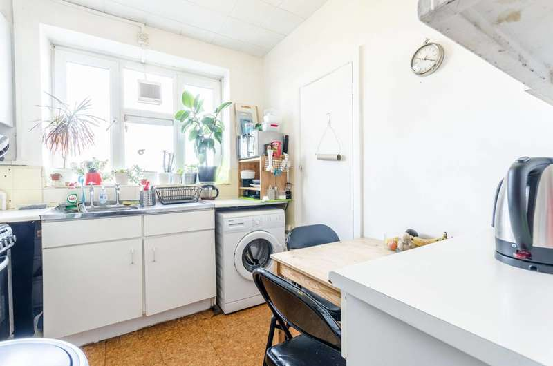 2 Bedrooms Flat for sale in Lee Street, Haggerston, E8