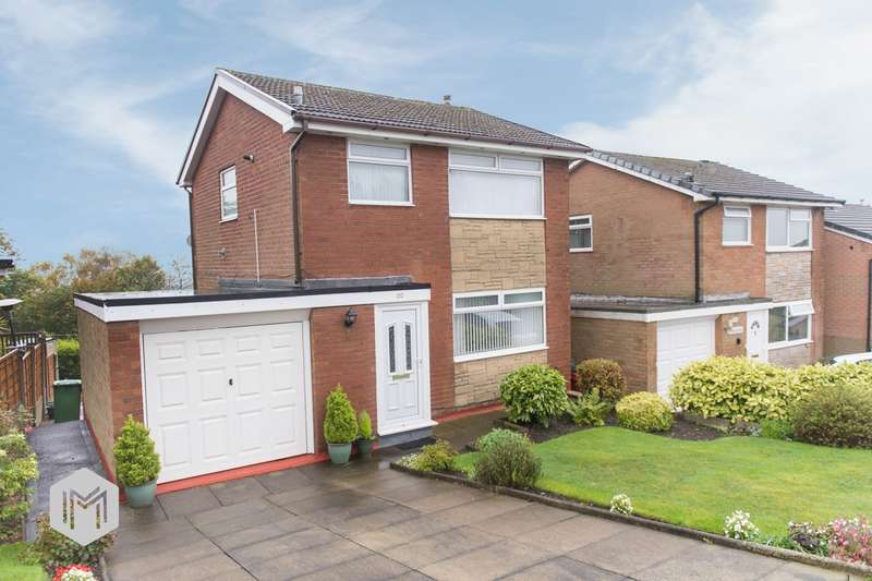 3 Bedrooms Detached House for sale in Ramwells Brow, Bromley Cross, Bolton, BL7