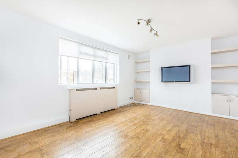 3 Bedrooms Flat for sale in Chepstow Crescent, Notting Hill, W11
