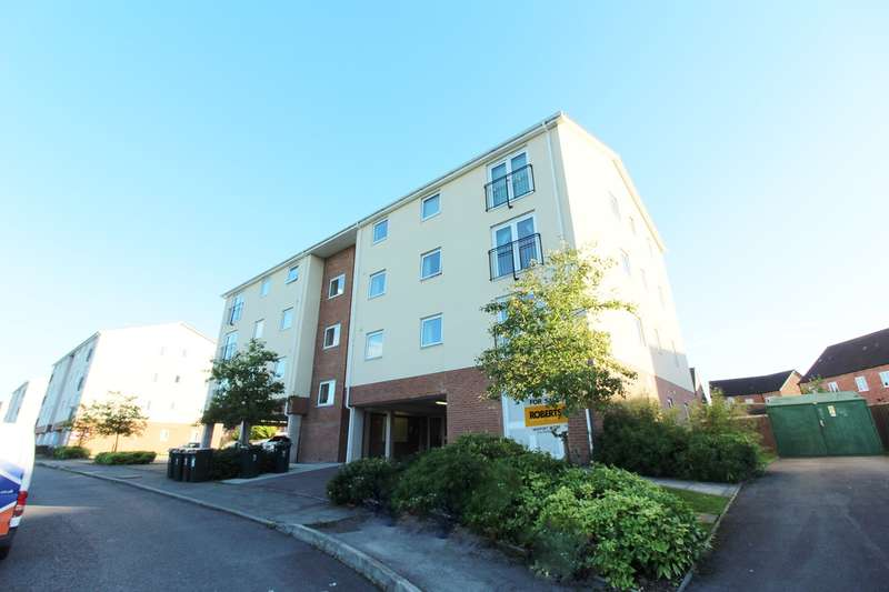 2 Bedrooms Apartment Flat for sale in Liberty Grove, Newport, NP19