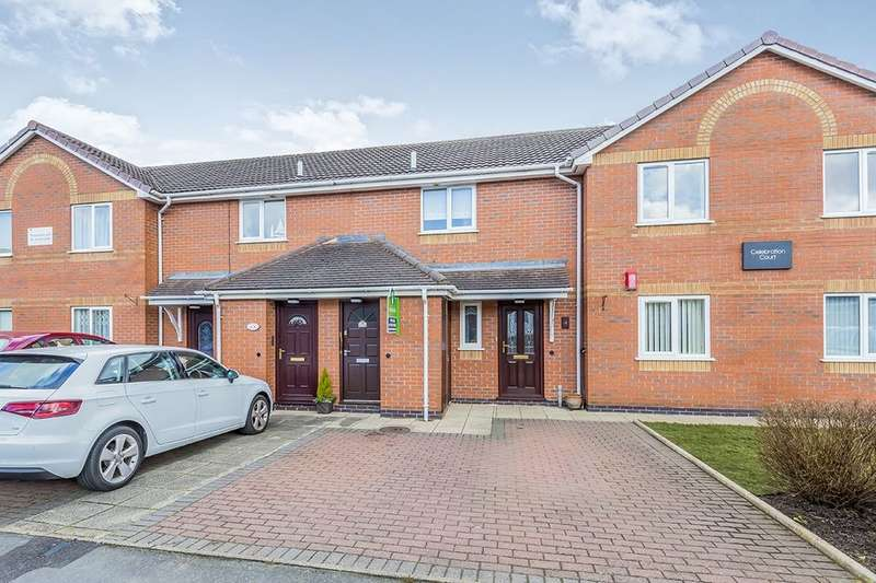 2 Bedrooms Flat for sale in Skellern Avenue, Bradeley, Stoke-On-Trent, ST6