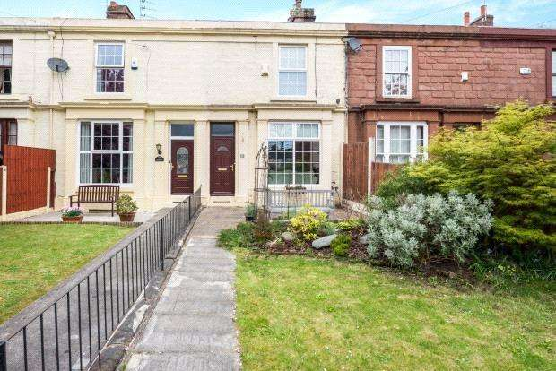 3 Bedrooms Terraced House for sale in Sandstone Road East, Liverpool, Merseyside, L13