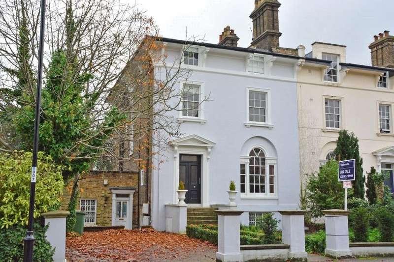 2 Bedrooms Flat for sale in Church Terrace, Lewisham, London, SE13