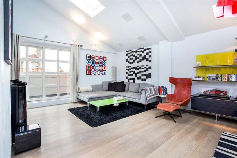 2 Bedrooms Penthouse Flat for sale in The Westbourne, 1 Artesian Road, London, W2