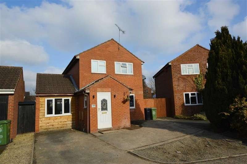 3 Bedrooms Detached House for sale in 253, The Mallards, Ridgemoor Road, Leominster, Herefordshire, HR6