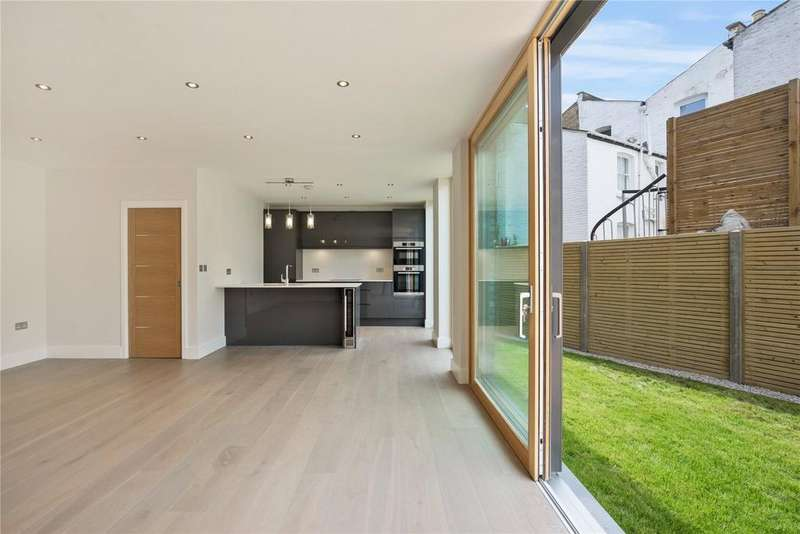 3 Bedrooms House for sale in Messina Avenue, West Hampstead, NW6