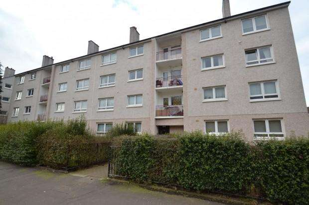2 Bedrooms Flat for sale in Raithburn Avenue, Castlemilk, G45