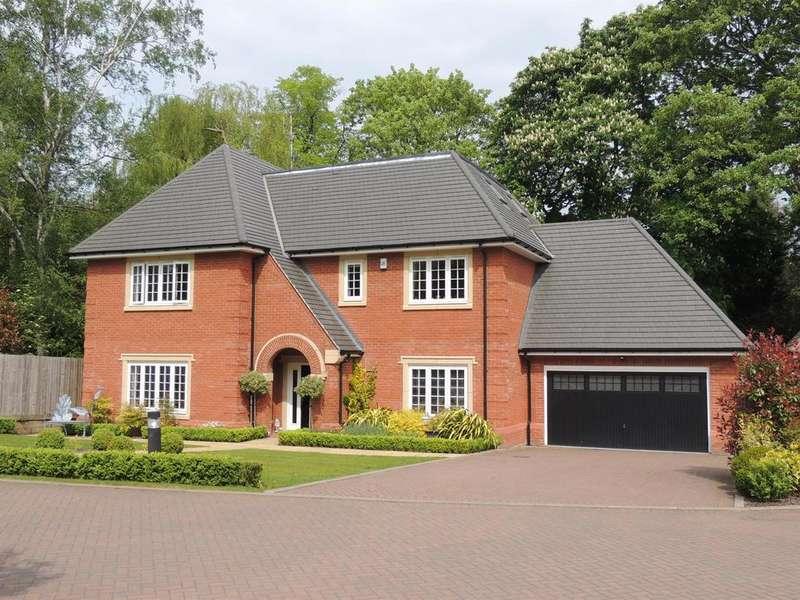 5 Bedrooms Detached House for rent in Temple Gardens, Dorridge, B93 8LT