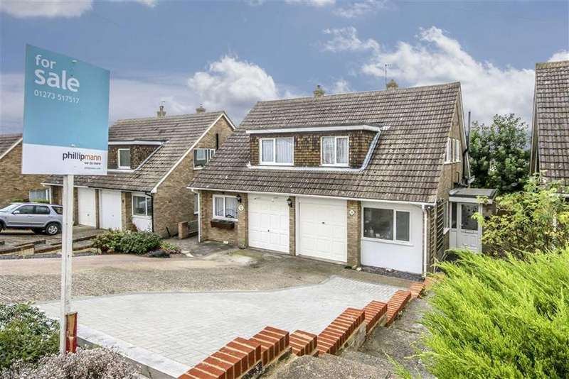 3 Bedrooms Semi Detached House for sale in Claremont Road, Newhaven