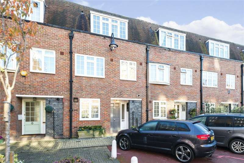 5 Bedrooms Mews House for sale in Browning Close, Maida Vale, London, W9