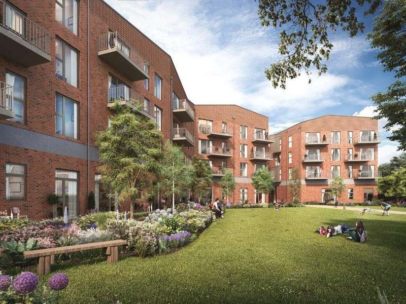 1 Bedroom Flat for sale in The May, Trinity Quarter, Walnut Tree Close, Guildford, GU1