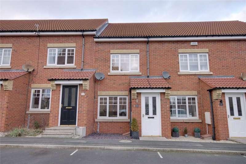 3 Bedrooms Terraced House for rent in Kenwood Crescent, Ingleby Barwick