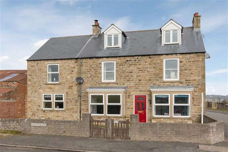 4 Bedrooms Detached House for sale in Copley Lane, Butterknowle, County Durham