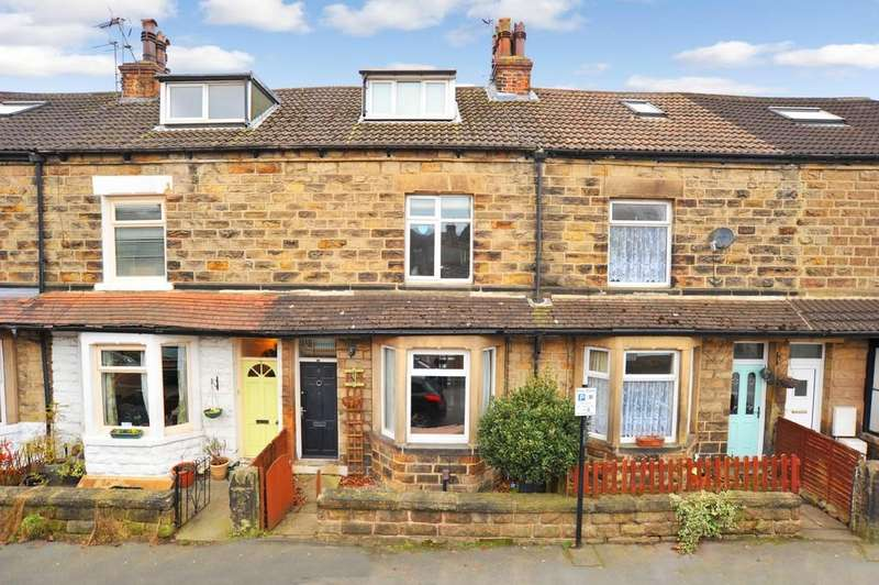 3 Bedrooms Terraced House for sale in Newnham Terrace, Harrogate
