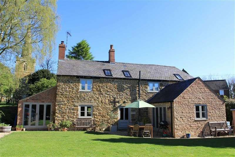 3 Bedrooms Detached House for sale in Main Street, Tilton On The Hill, Leicestershire