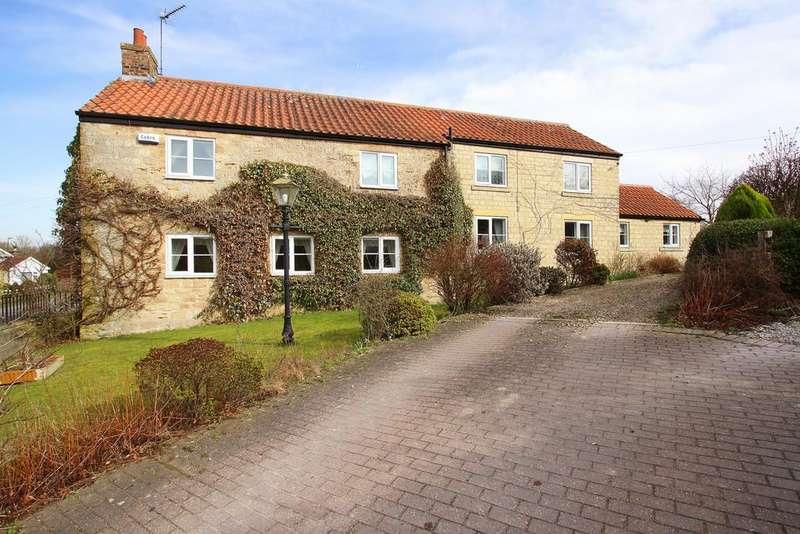 5 Bedrooms Detached House for sale in Moor Lane, Ferrensby, Knaresborough