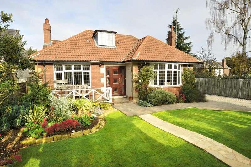 3 Bedrooms Detached Bungalow for sale in Lascelles Road, Harrogate