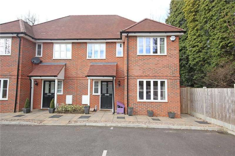 4 Bedrooms Semi Detached House for sale in Tarry Close, Harpenden, Hertfordshire