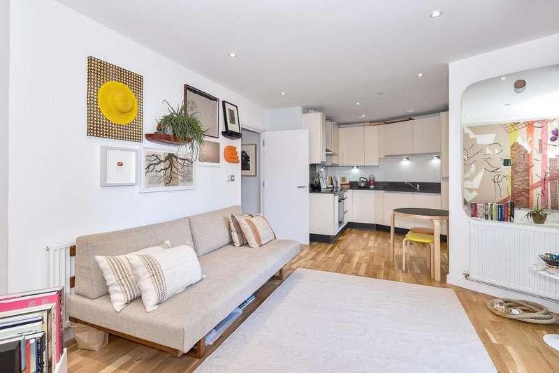 1 Bedroom Flat for sale in Black Prince Road, Lambeth