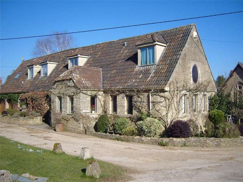 3 Bedrooms Barn Conversion Character Property for sale in Kington St. Michael, Chippenham, Wiltshire