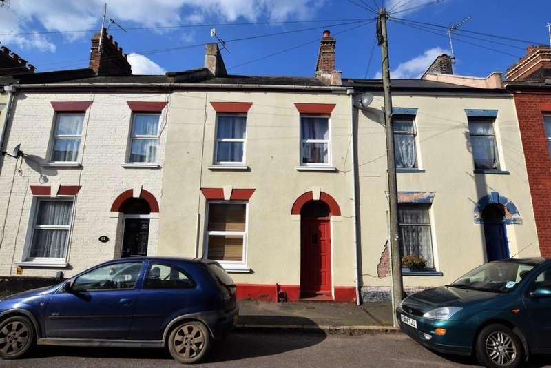 1 Bedroom Flat for sale in Regent Street, St. Thomas, EX2