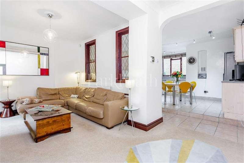 2 Bedrooms Flat for sale in Chevening Road, Queens Park, London