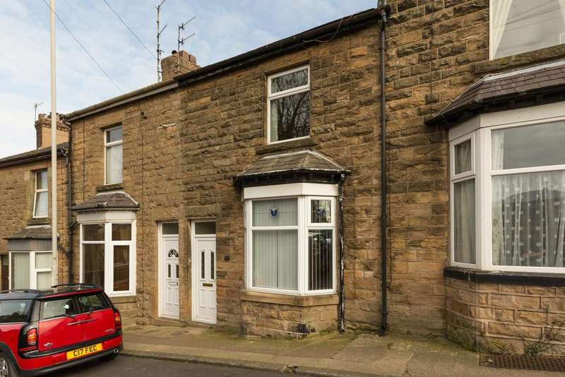 2 Bedrooms Terraced House for sale in 19 Haws Hill, Carnforth, Lancashire, LA5 9DD