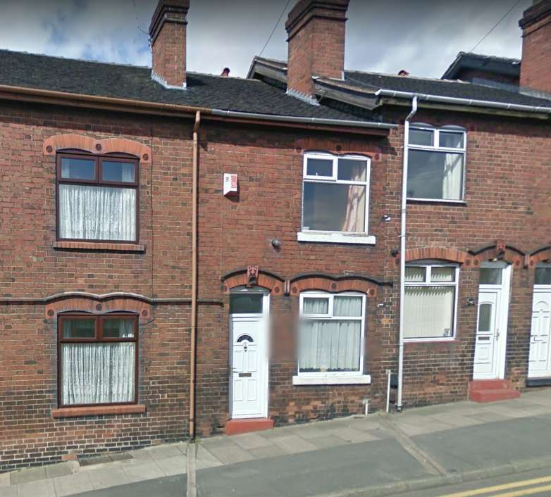 3 Bedrooms Terraced House for rent in Anchor Road, Longton , Stoke on Trent , ST3 5EP