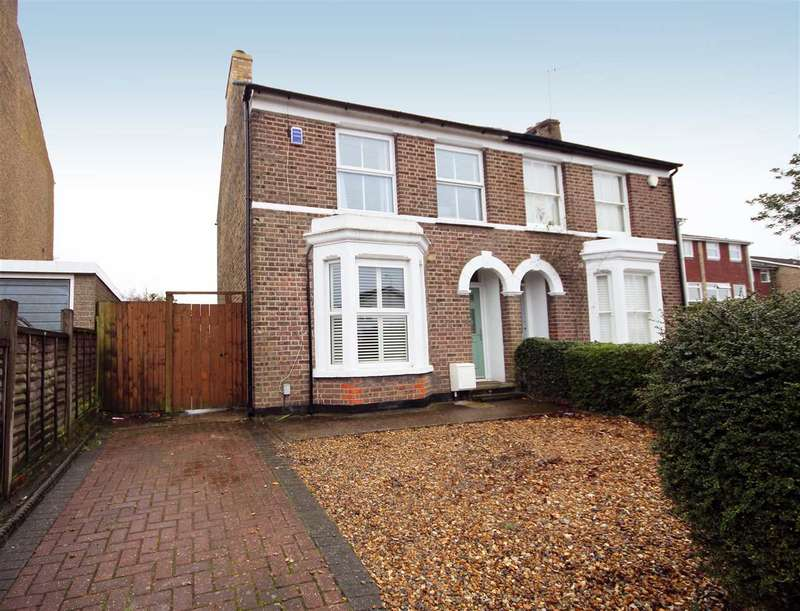 3 Bedrooms House for sale in Bushey Grove Road, Bushey, WD23.
