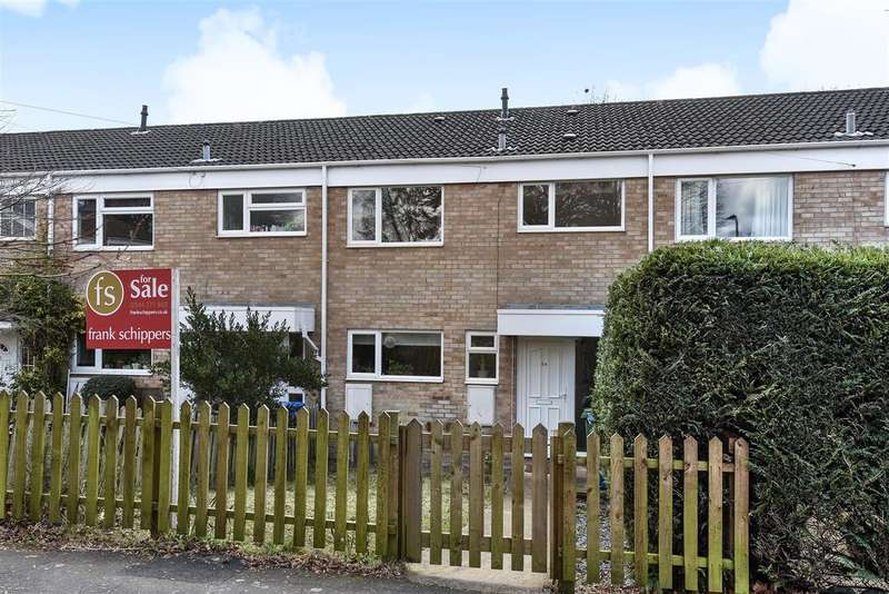 3 Bedrooms Terraced House for sale in South Meadow, Crowthorne