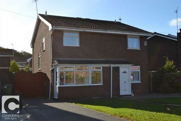2 Bedrooms Semi Detached House for rent in Gilwell Avenue, Moreton, Wirral, Merseyside