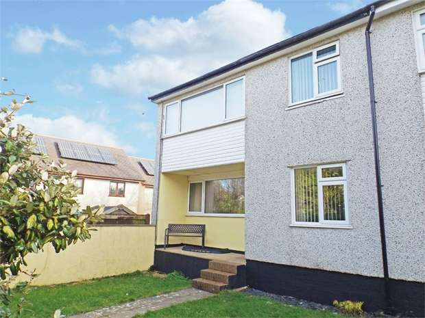 3 Bedrooms End Of Terrace House for sale in Bryn Pandy, Llangefni, Anglesey