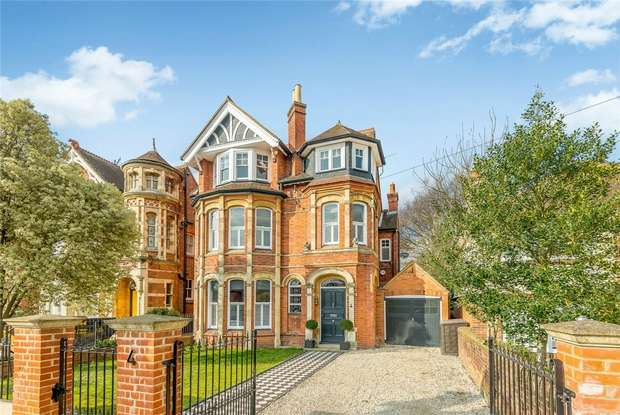 6 Bedrooms Detached House for sale in Henley-on-Thames, Oxfordshire