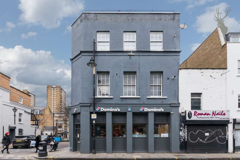 6 Bedrooms Commercial Property for sale in Roman Road, Bow, E3