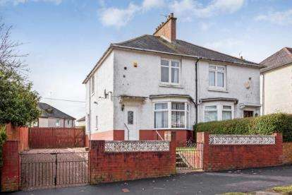 3 Bedrooms Semi Detached House for sale in Leader Street, Riddrie