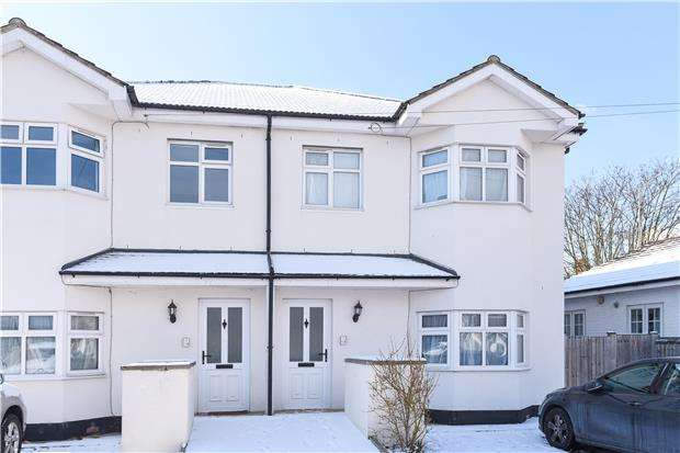 2 Bedrooms Flat for sale in Park Avenue, MITCHAM, Surrey, CR4