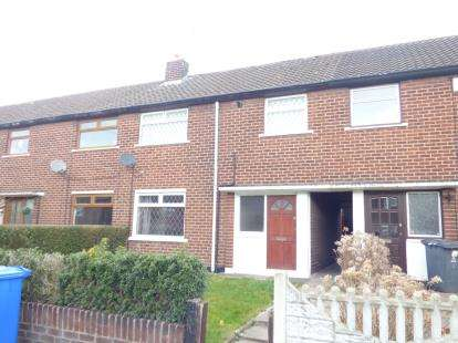 3 Bedrooms Terraced House for sale in Coronation Drive, Widnes, Cheshire, WA8